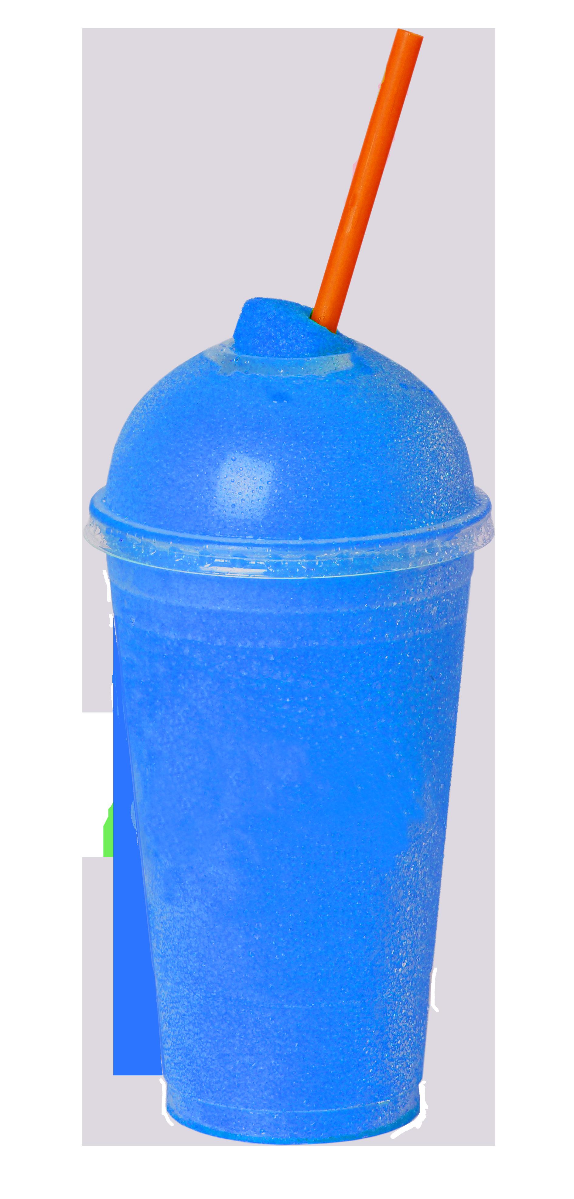 frozen-beverage--blue-slushie-straw