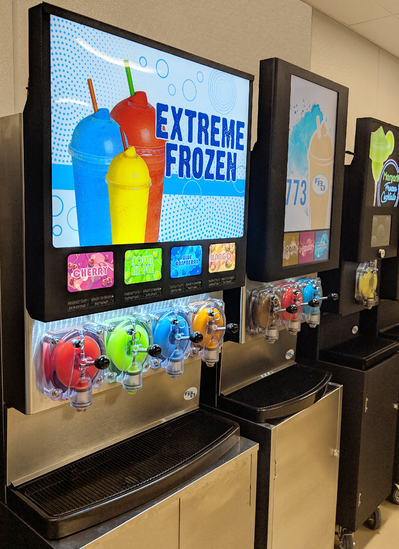 Top 5 Things to Consider when Purchasing Frozen Beverage Equipment - Featured Image