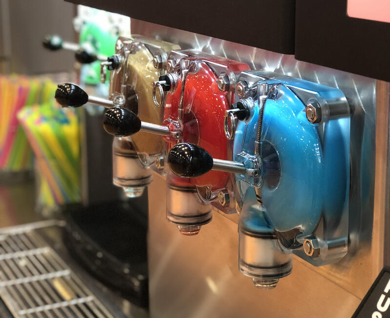 What To Do When Your Frozen Drink Machine Breaks