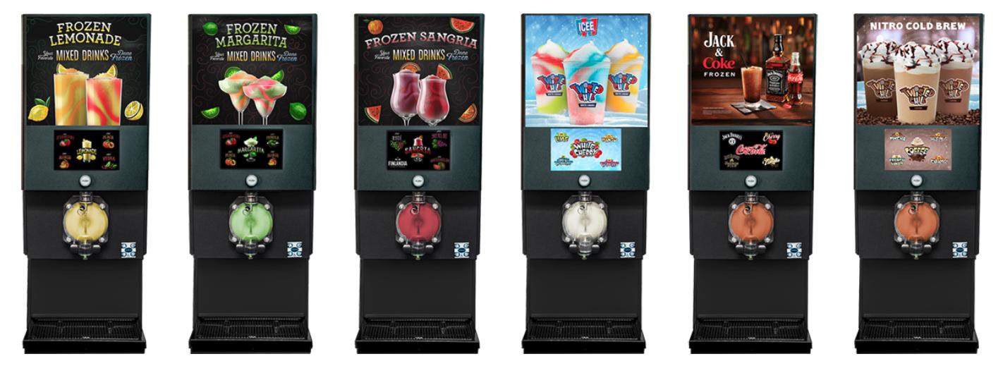 multi-flavor-frozen-beverage-dispensers