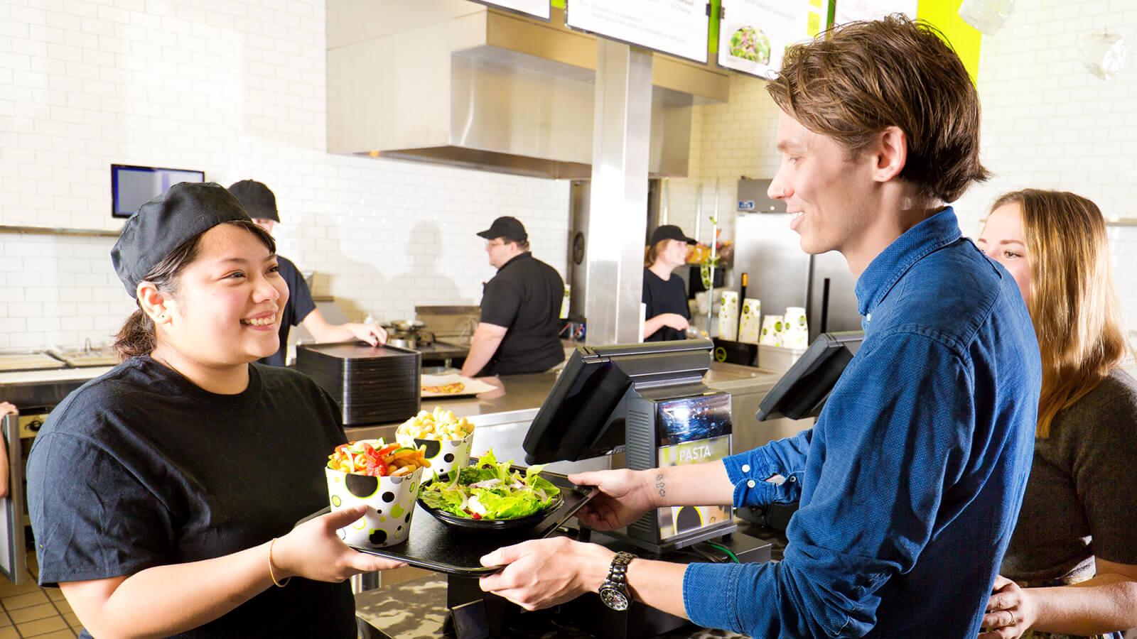 quick-service-restaurant