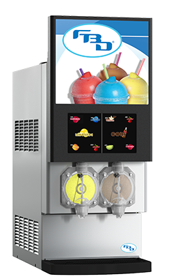 commercial-frozen-drink-machine--772 MF tall door