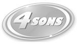 4sons logo
